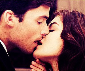 kiss, love, and pretty little liars image