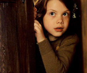 lucia and the chronicles of narnia image