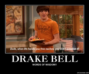 Drake, funny, and josh image