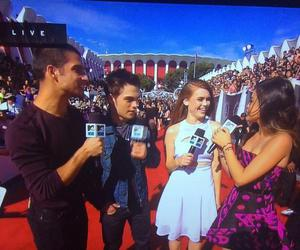 beautiful, lucy hale, and dylan image