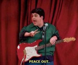 funny, drake and josh, and peace image