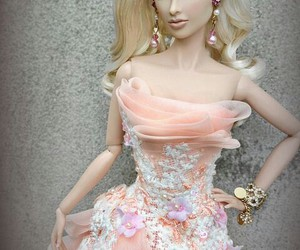 doll, fashion, and Modeling image