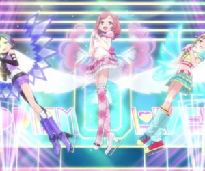 pretty rhythm, prism live, and groovin' session image