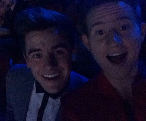 youtubers, connor franta, and ricky dillon image