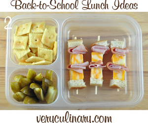 lunch and school image
