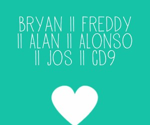 alan, Freddy, and alonso image