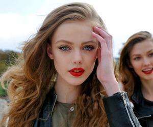 girl, model, and frida gustavsson image