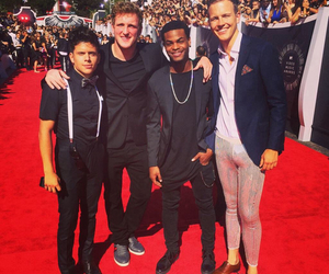 vine, king bach, and logan paul image