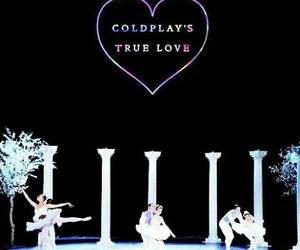 ballet, coldplay, and equality image