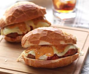 chipotle, mayo, and meatball image