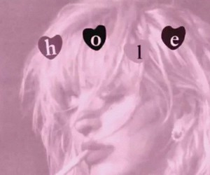 Courtney Love, grunge, and riot grrl image