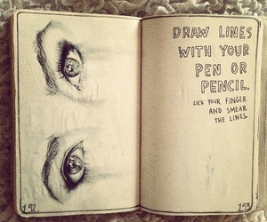 eyes and wreck this journal image