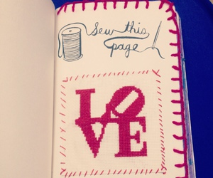 love and wreck this journal image