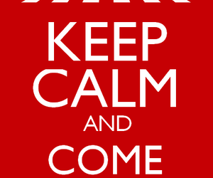 keep calm, the beatles, and come together image