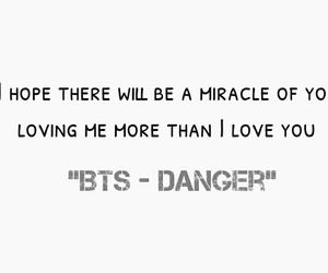 Bts Danger Discovered By Inspirit On We Heart It