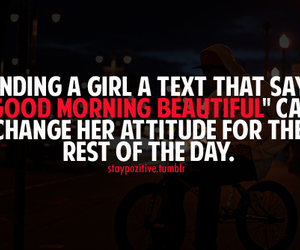 quote, girl, and text image
