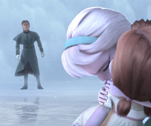 frozen and hans image