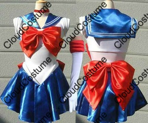 costume and sailor moon cosplay image