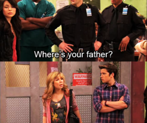 dad, Sam, and icarly image
