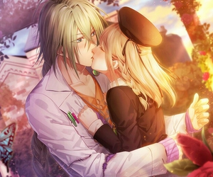 heroine, amnesia, and ukyo image