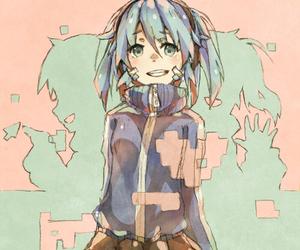 anime, art, and gif image