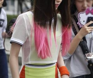 pink and irene image