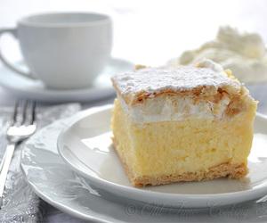 croatian, puff pastry, and custard image