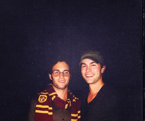 chace, harry potter, and nate image