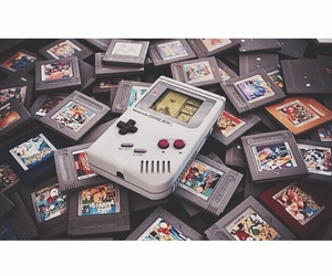 90's, cool, and game boy image