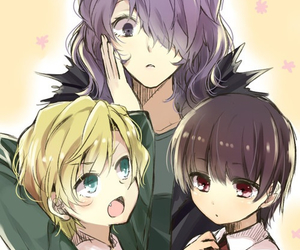 ib, garry, and mary image