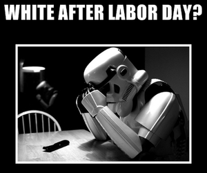white after labor day, white labor day, and labor day rule image