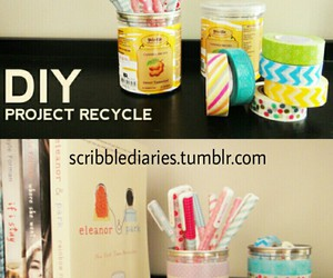 art, girly, and do it yourself image