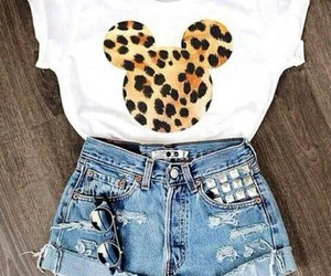 jeans, mouse, and shorts image