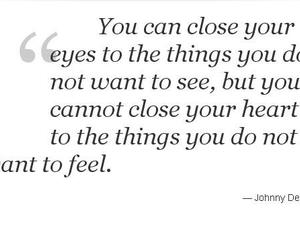 eyes, feel, and johnny depp image