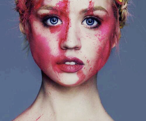 model, allison harvard, and ANTM image