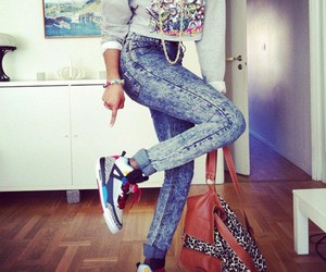 swag, style, and jeans image