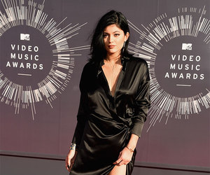kylie jenner, vma, and black image