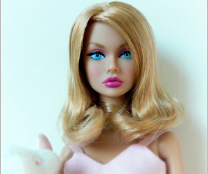 barbie, doll, and style image