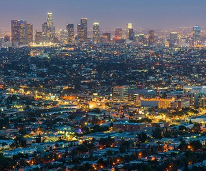 beautiful, california, and city image