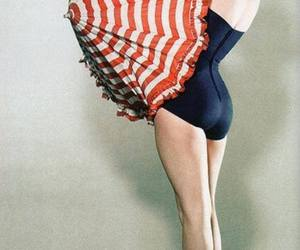 marilyn, Pin Up, and vintage image