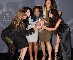 vma, fifth harmony, and video music awards image