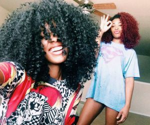 curls and friends image