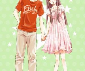 kimi ni todoke, anime, and kawaii image