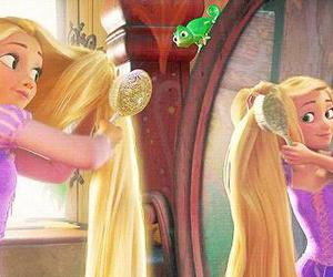 disney, rapunzel, and tangled image