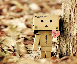 love, danbo, and miss image