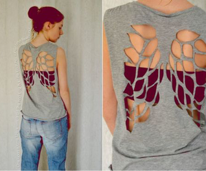 wings, angel, and diy image