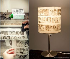 diy, lamp, and photo image