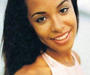 aaliyah, face, and beautiful image