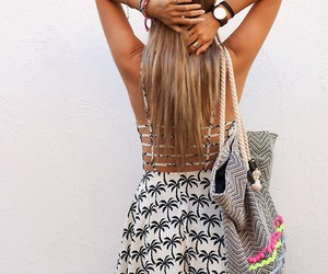 summer, dress, and fashion image