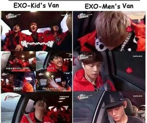 exo, funny, and exo-k image